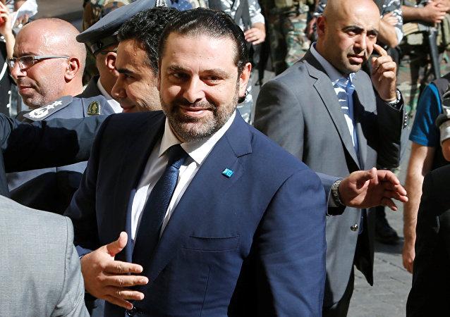 چرا حریری از قاهره آمد تا دولت را در لبنان به هم بزند؟