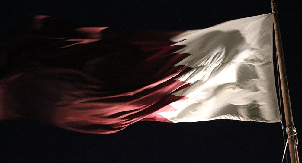 قطر از کشتی جنگی مدرن خود رونمایی کرد + ویدئو