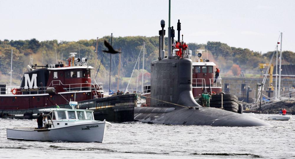 زیردریایی ویرجینیا