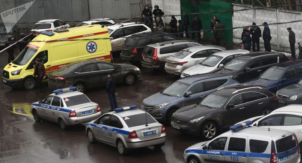 تیراندازی در یک دانشگاه ایالتی روسیه