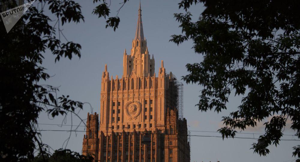 احضار سفیر آمریکا در مسکو به وزارت امور خارجه روسیه