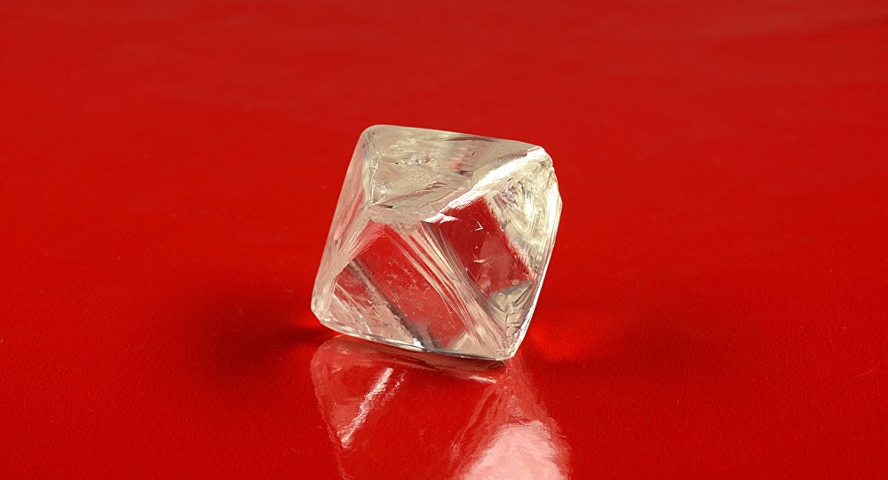 کشف الماس های بسیار نادر در روسیه