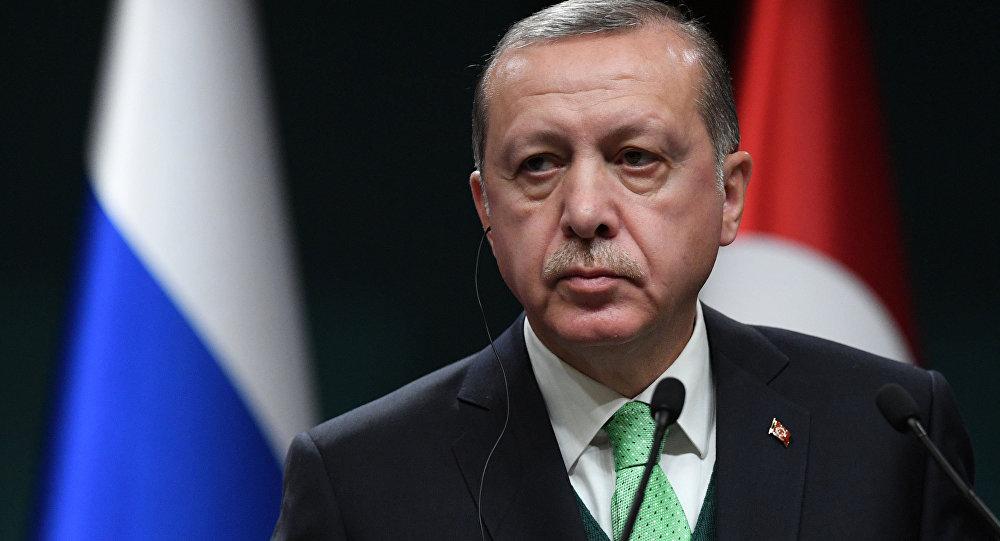 اردوغان در حضور روحانی در آستانه شب یلدا، حافظ خوانی کرد+ ویدیو