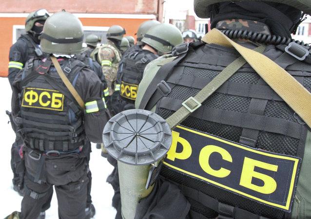 از حملات تروریستی در یکی از شهرهای روسیه جلوگیری شد + فیلم