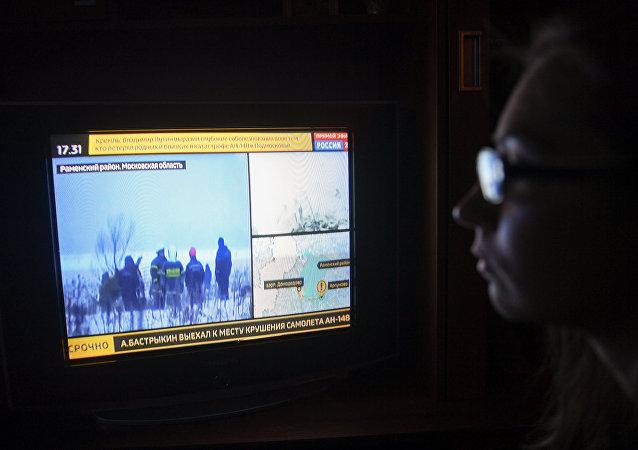 دعوای مقامات سابق کشور مولداوی در پخش زنده + ویدئو