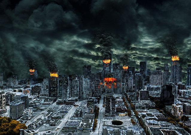 آمریکا نقشه جنگ جهانی سوم را ترسیم کرد