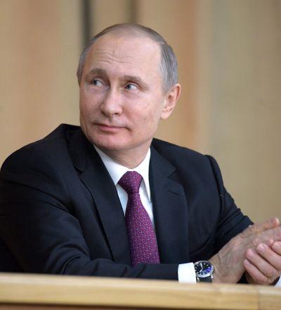 ولادیمیر پوتین: خرس روسی در عرصه جهانی