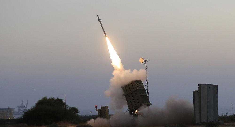 اسرائیل گنبد آهنین را روی ناوچه های خود نصب می کند