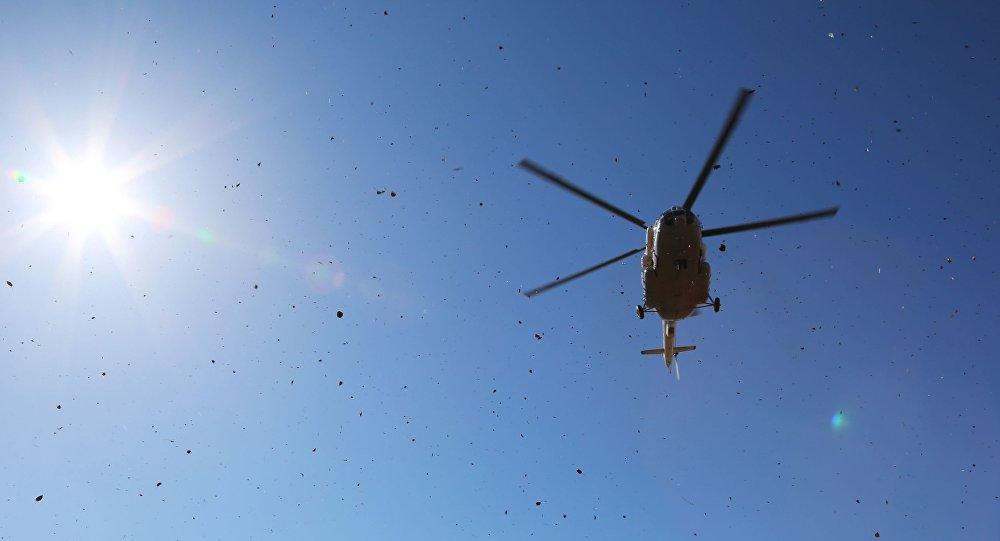 منبع: دو بالگرد ارتش حفتر در نزدیکی بنغازی با هم برخورد کردند