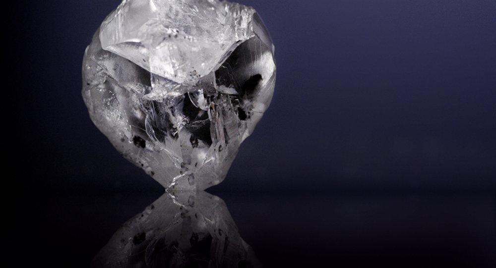 افشای قیمت الماس عظیم فروخته شده