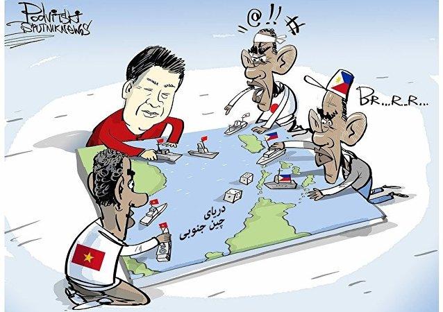فیلیپین و ژاپن رزمایش دریایی جدیدی برگزار میکنند