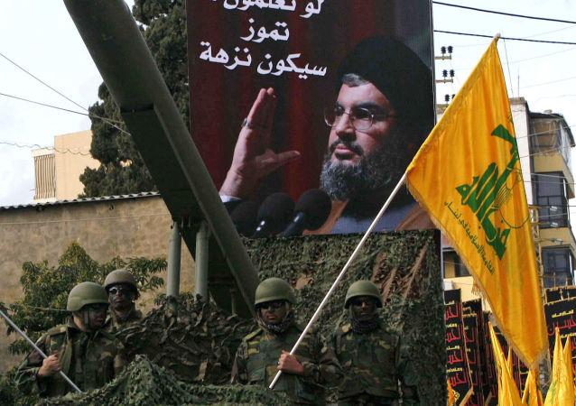 انگلستان حزب الله لبنان را تحریم کرد