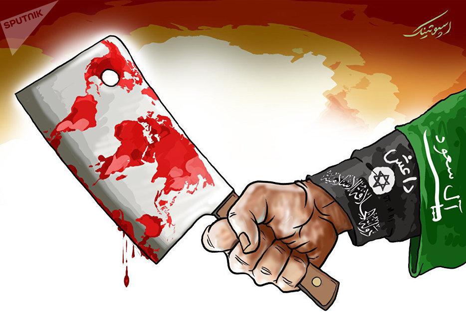 عربستان سعودی حامی اصلی تروریسم جهانی است