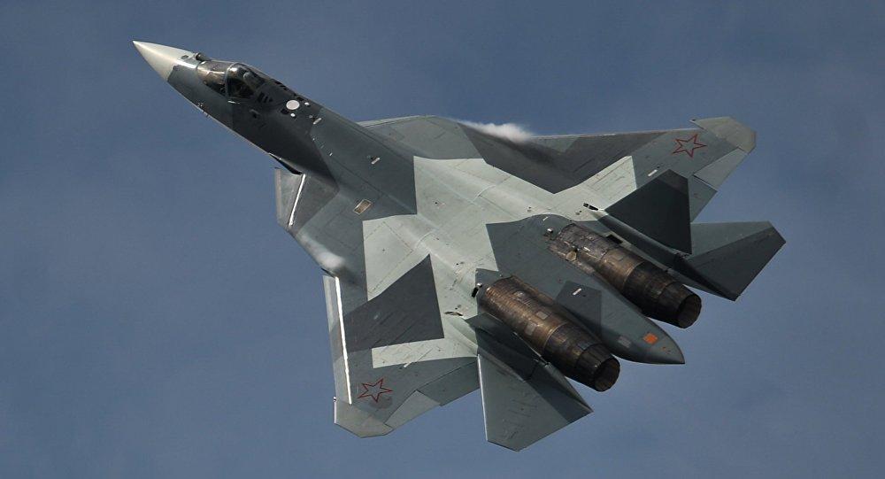 شریک سوخو-57 در روسیه ساخته می شود