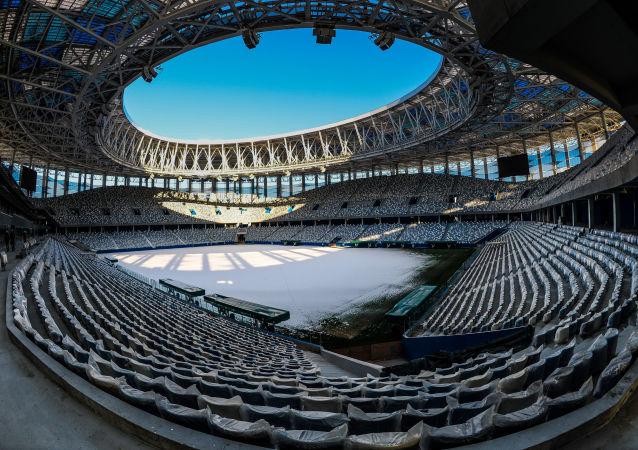 استادیوم جدید نیژنی نووگورود، نماد زینت شهر خواهد بود