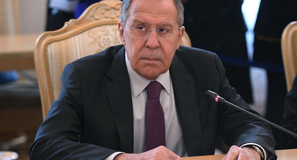 موارد مطرح شده در دیدار رئیس مجلس ایران و وزیر امور خارجه روسیه