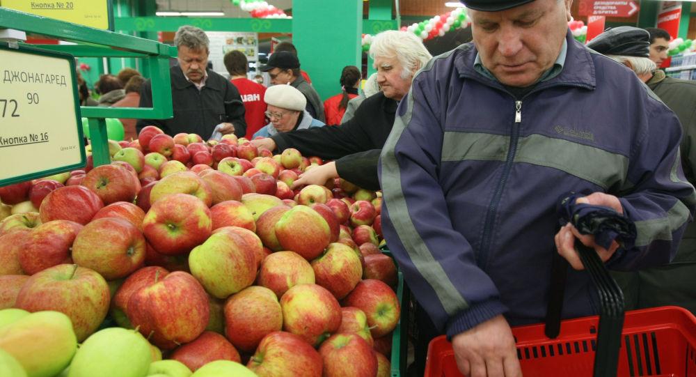 خرید روزانه در مسکو با کمترین درآمد + ویدئو