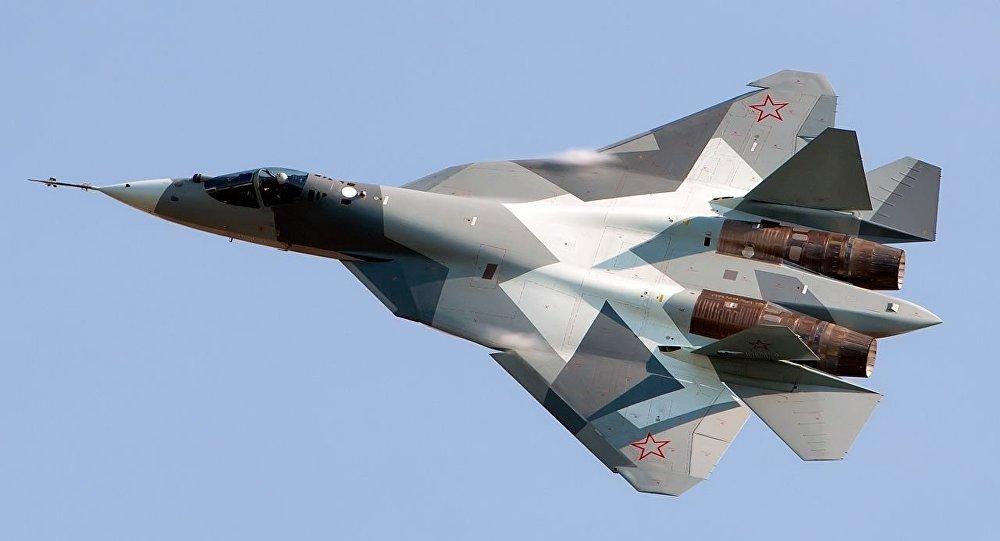 آیا سوخو-57 در عملیات سوریه شرکت کرده است؟