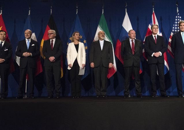 گروه 5+1 ، ایران