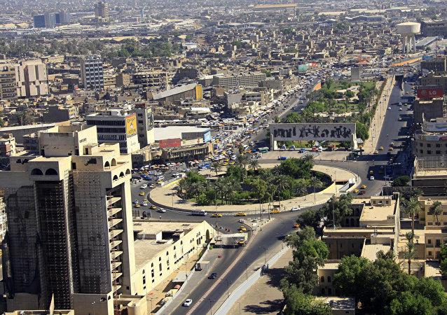 مقر حزب دموکرات کردستان عراق در بغداد به آتش کشیده شد