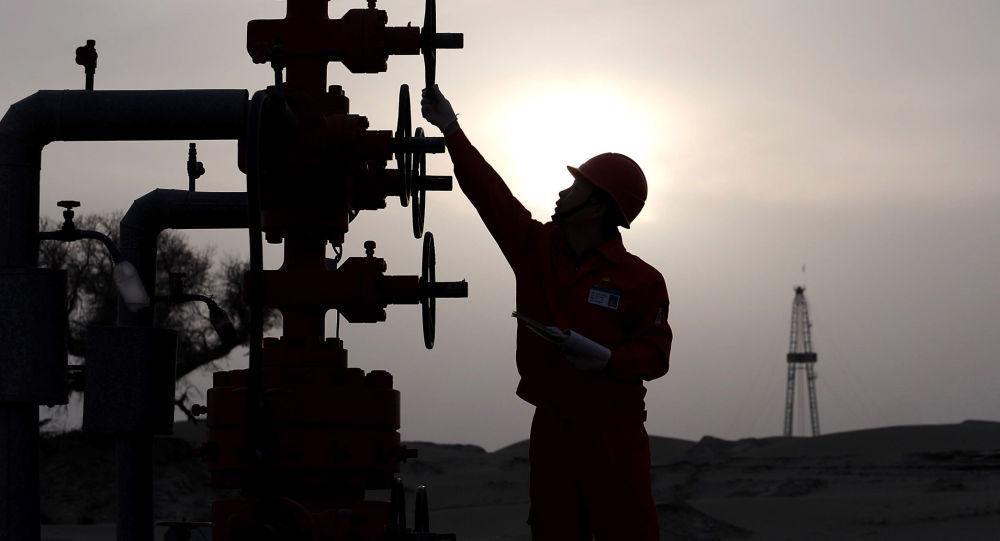 کشف منبع عظیم نفتی در چین