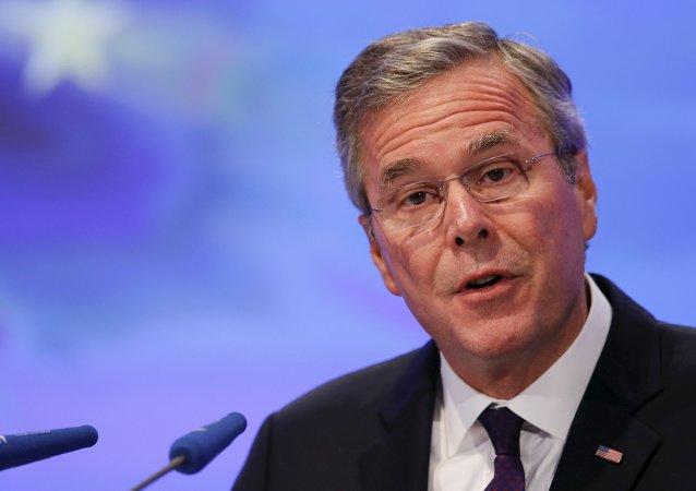 بوش سوم در آمریکا نامزد ریاست جمهوری می شود
