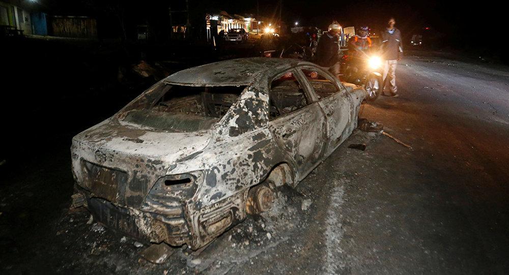 قاچاق سوخت در زاهدان 13 کشته و مجروح برجای گذاشت