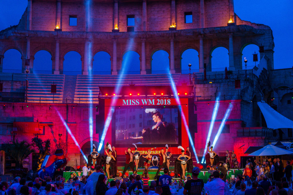 مسابقه «بانوی شایسته جام جهانی ۲۰۱۸» در آلمان
