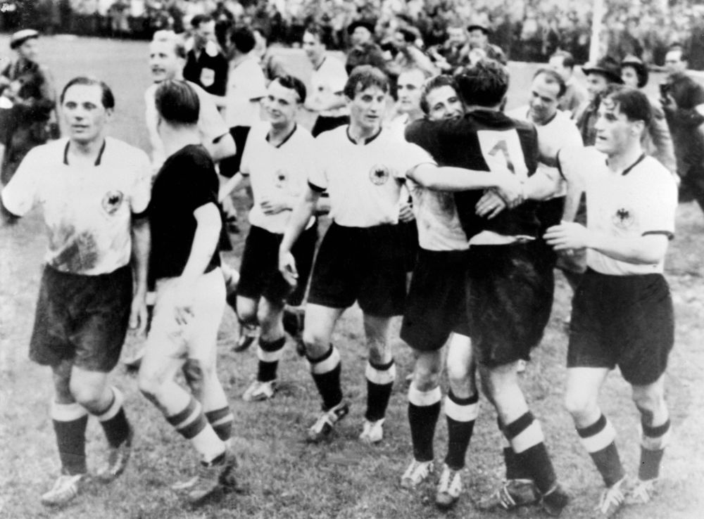 آلمان - 1954
