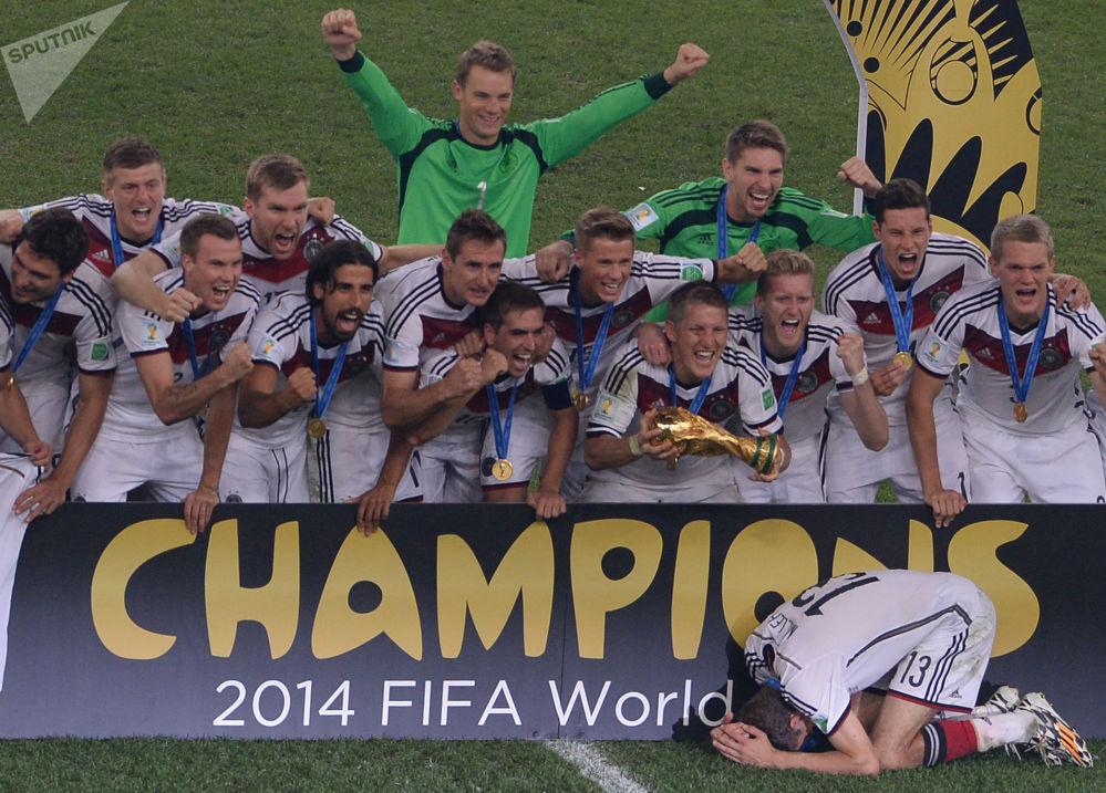 آلمان - 2014