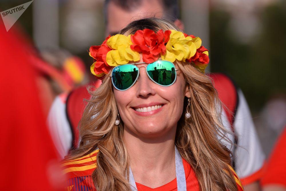 هواداران  مسابقات جام جهانی -2018 در روسیه