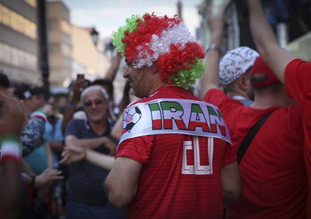 هواداران ایرانی قازان