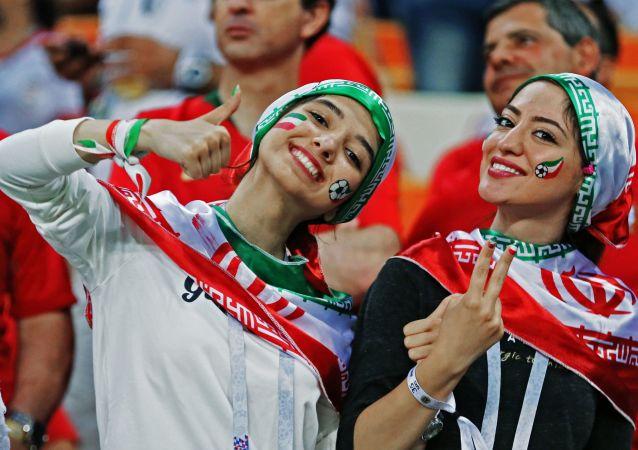 جذابیت زنان ایرانی تعیین کننده است... فیفا