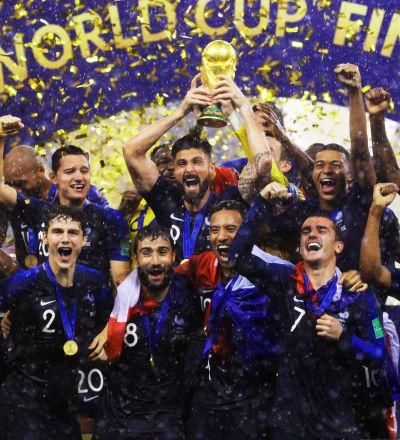 جام جهانی فوتبال روسیه ، جام شگفتی ها +فیلم