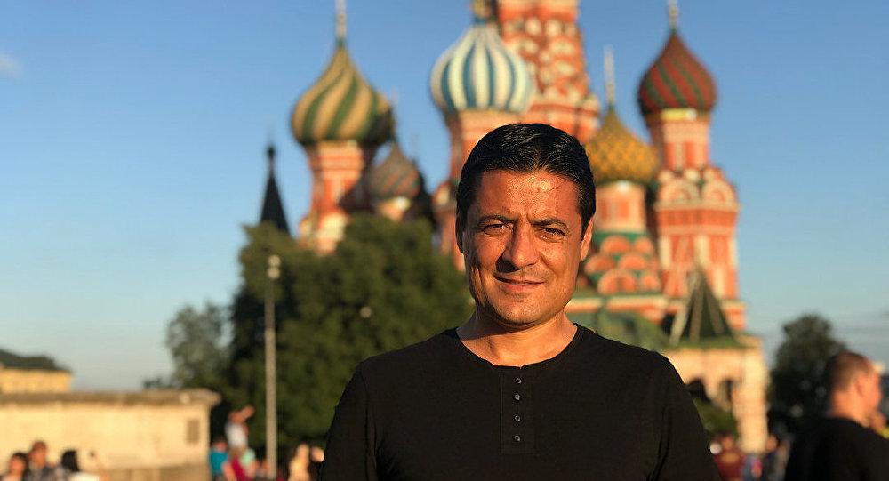 علیرضا فغانی، داور ایرانی در جام جهانی روسیه