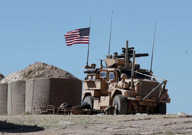 حمله به پایگاه نظامیان آمریکایی در سوریه