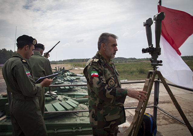 امیر سرتیپ دوم وجیه الله جمشیدی، سرپرست تیم های نظامی نیروهای مسلح جمهوری اسلامی ایران در روسیه
