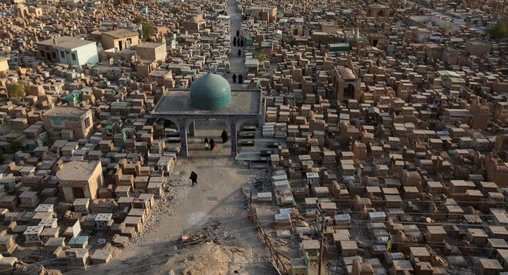 قبر رایگان، هدیه ویژه شهردار قزوین به خبرنگاران + ویدئو