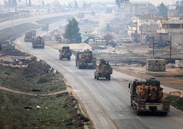 درگیری میان نیروهای ترکیه با کردهای سوری منجر به کشته شدن 9 غیرنظامی شد