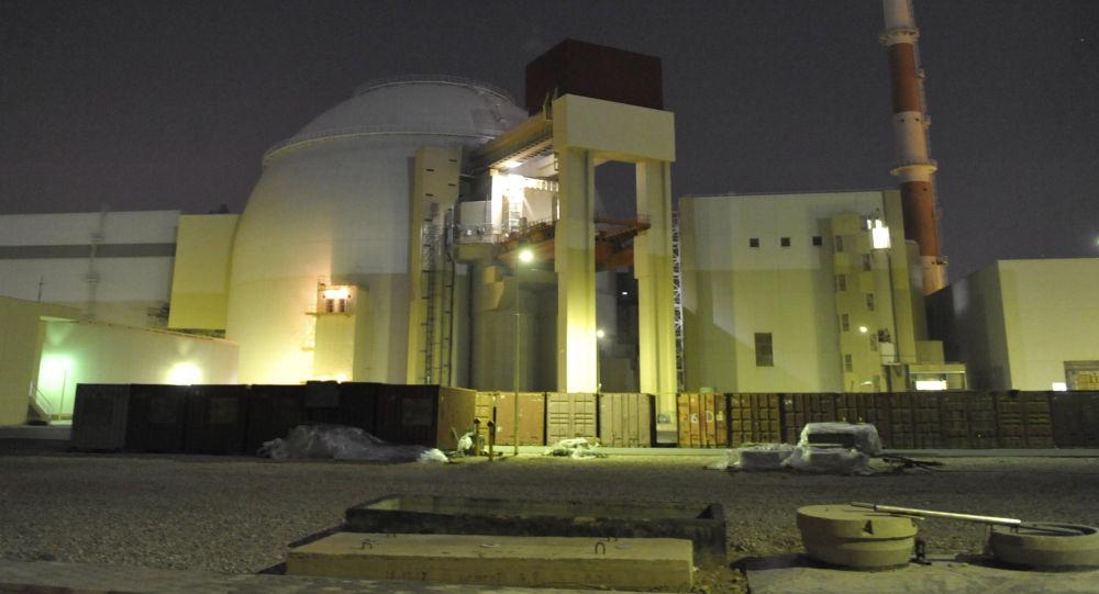 قطع برق در نیروگاه های هسته ای بوشهر