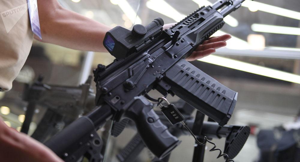 ساخت تفنگ خودکار هوشمند در روسیه
