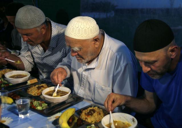 افطار قرن در تاتارستان