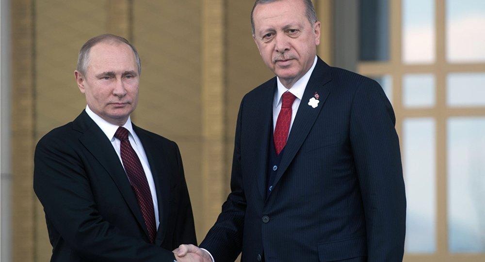 ابراز امیدواری های جهانی به تاثیر دیدار فردا بین پوتین و اردوغان در ایجاد ثبات در سوریه