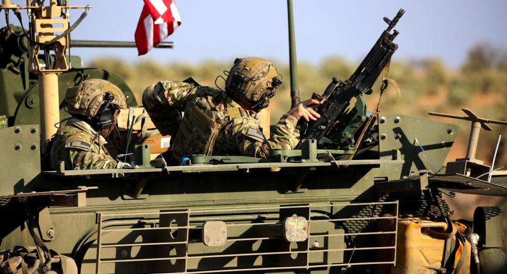 نیروهای تکمیلی برای ارتش آمریکا در سوریه پس از هشدار حمله روسیه