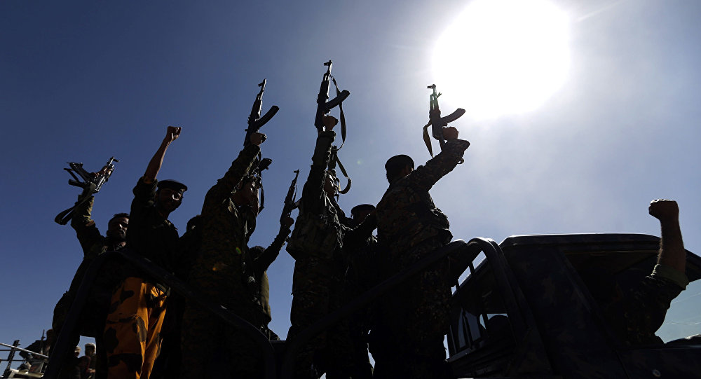 حوثی های یمن: حملات روز شنبه در شهر مارب فقط عليه پايگاه نظامى بود