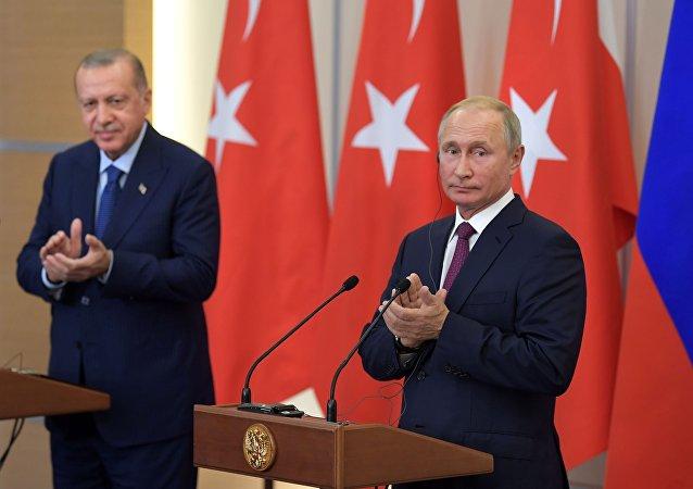 ارزیابی عملیات روسیه و ترکیه در سوریه