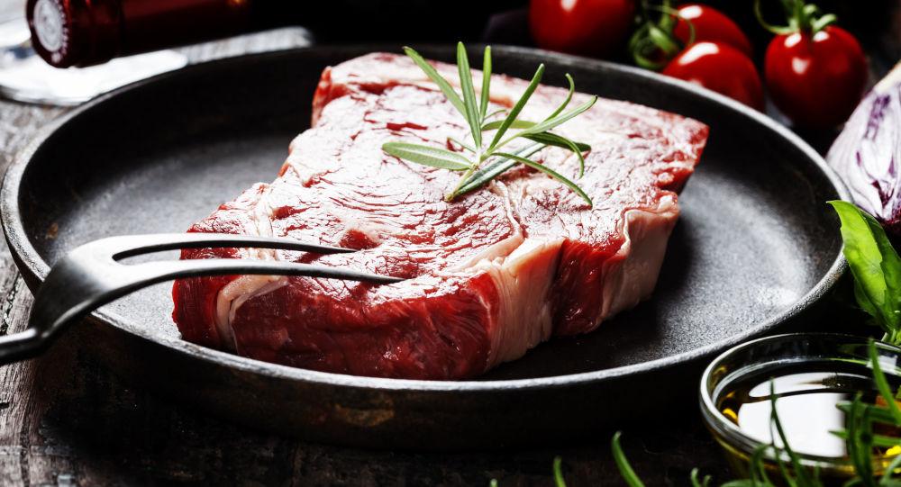 ارسال گوشت دودی جاستین برای بایدن