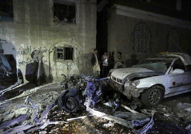 حمله داعشی ها به شیعیان در پایتخت یمن
