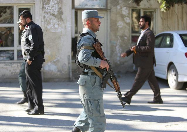 انفجار در نزدیکی سفارت آمریکا در پایتخت افغانستان