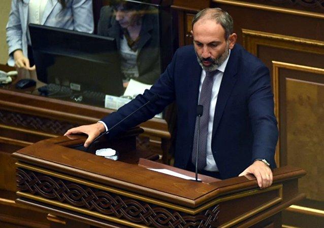 ارمنستان از آمریکا به خاطر فروش جنگنده های اف-16 به ترکیه انتقاد کرد